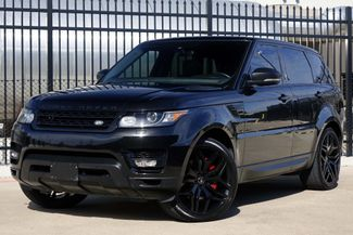 2015 Land Rover Range Rover Sport Supercharged * LIMITED EDITION * Dynamic * $93,420 Plano, Texas 1