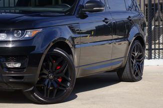 2015 Land Rover Range Rover Sport Supercharged * LIMITED EDITION * Dynamic * $93,420 Plano, Texas 24