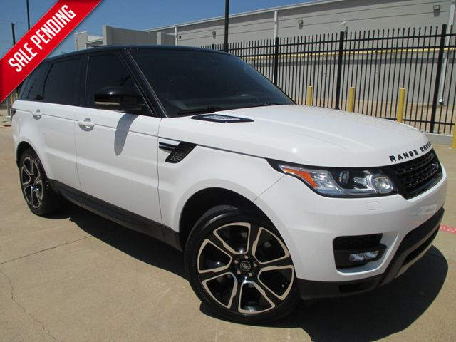 2015 Land Rover Range Rover Sport HSE * DYNAMIC * Limited Edition * WHITE/RED * WOW in Plano, Texas 75093