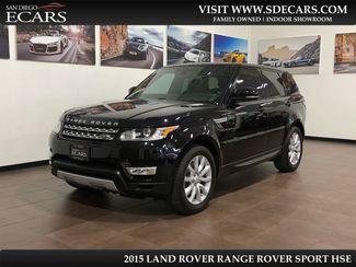 2015 Land Rover Range Rover Sport HSE in San Diego, CA 92126