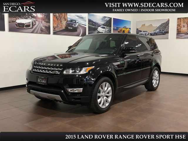 Range Rover San Diego >> 2015 Land Rover Range Rover Sport Hse San Diego Ca San