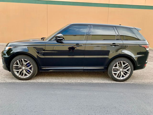 2015 Land Rover Range Rover Sport SVR Tampa, Florida 2