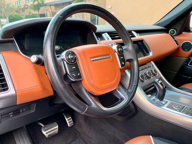 2015 Land Rover Range Rover Sport SVR Tampa, Florida 13