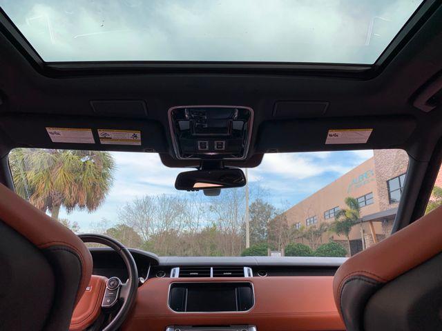 2015 Land Rover Range Rover Sport SVR Tampa, Florida 20