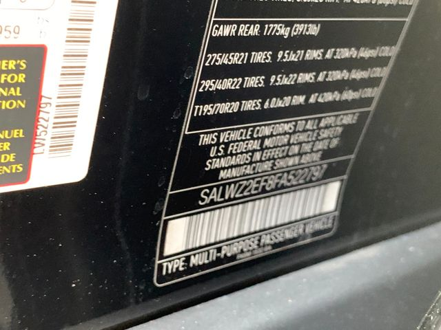 2015 Land Rover Range Rover Sport SVR Tampa, Florida 21
