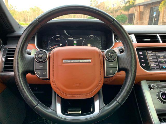 2015 Land Rover Range Rover Sport SVR Tampa, Florida 24