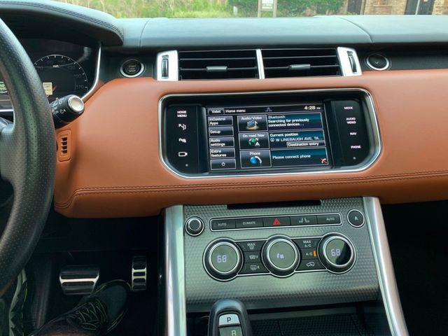 2015 Land Rover Range Rover Sport SVR Tampa, Florida 25