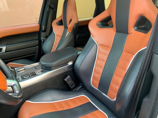 2015 Land Rover Range Rover Sport SVR Tampa, Florida 35