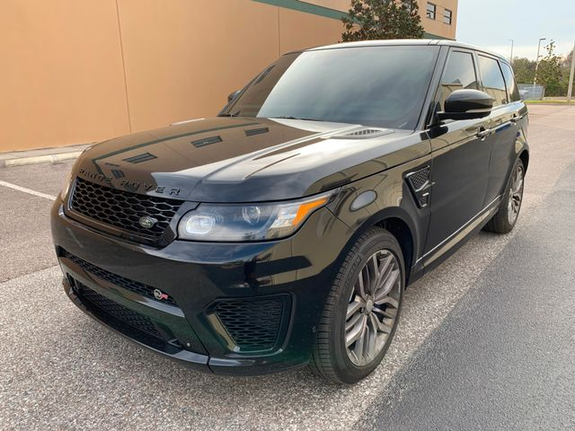 2015 Land Rover Range Rover Sport SVR Tampa, Florida 36