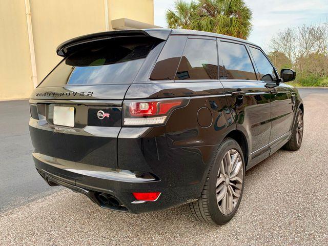 2015 Land Rover Range Rover Sport SVR Tampa, Florida 5