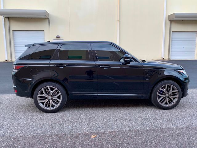 2015 Land Rover Range Rover Sport SVR Tampa, Florida 6