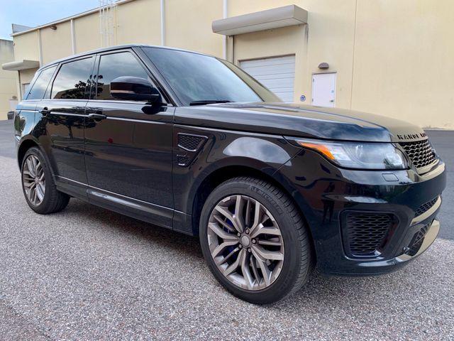 2015 Land Rover Range Rover Sport SVR Tampa, Florida