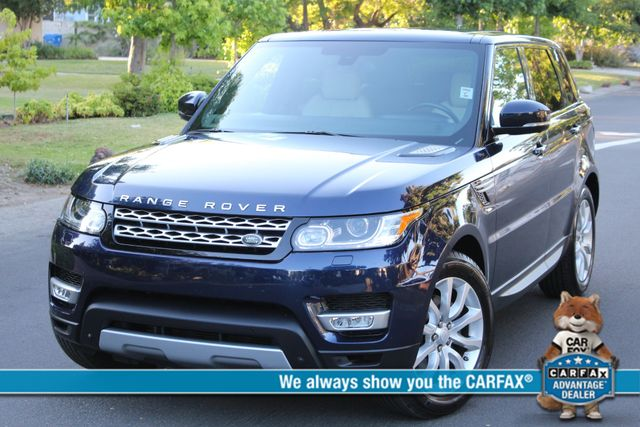 2015 Land Rover RANGE ROVER SPORT HSE 1-OWNER 46K MLS NAVIGATION SERVICE RECORDS