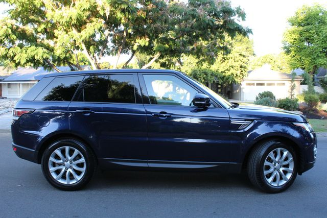 2015 Land Rover RANGE ROVER SPORT HSE 1-OWNER 46K MLS NAVIGATION SERVICE RECORDS in Van Nuys, CA 91406
