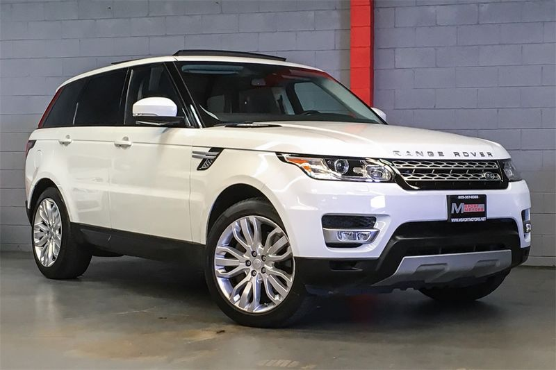 2015 Land Rover Range Rover Sport Supercharged  city CA  M Sport Motors  in Walnut Creek, CA