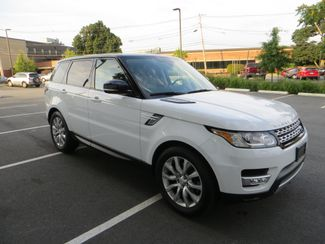 2015 Land Rover Range Rover Sport HSE Watertown, Massachusetts 2