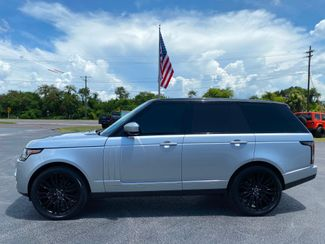 2015 Land Rover Range Rover HSE SUPERCHARGED PANO 20s INDUSESPRESSO  Plant City Florida  Bayshore Automotive   in Plant City, Florida