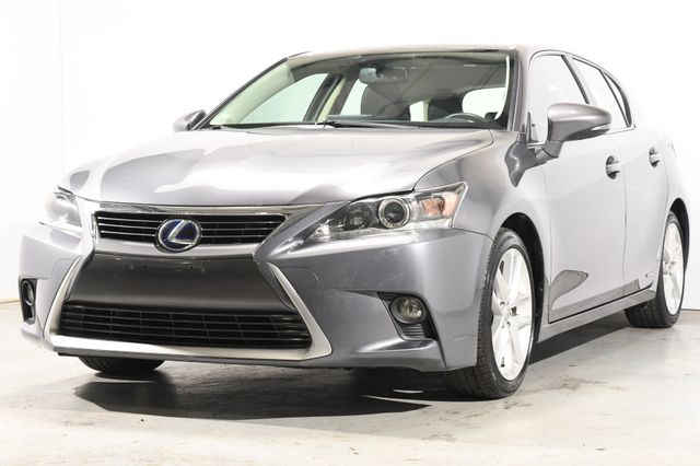 2015 Lexus CT 200h Hybrid w/ Nav/Blind Spot/ Safety Tech