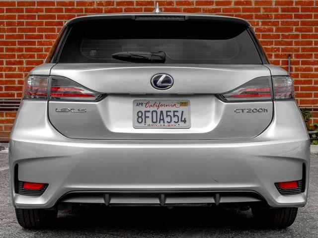 2015 Lexus CT 200h Hybrid Burbank, CA 3