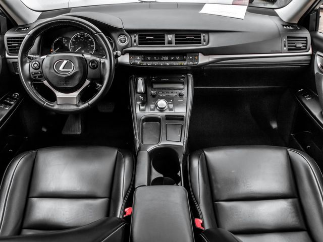 2015 Lexus CT 200h Hybrid Burbank, CA 8