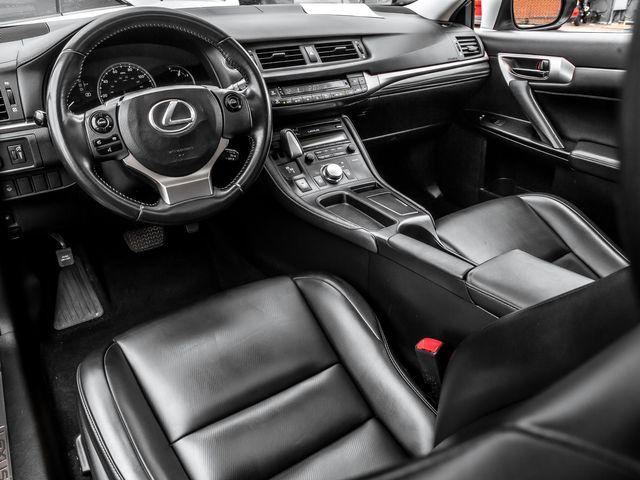 2015 Lexus CT 200h Hybrid Burbank, CA 9