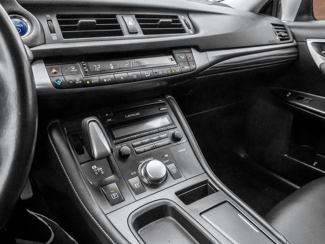 2015 Lexus CT 200h Hybrid Burbank, CA 18