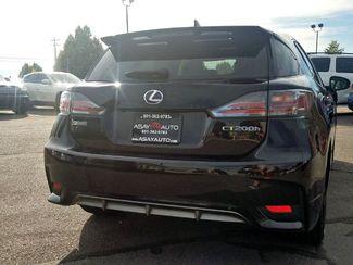 2015 Lexus CT 200h Hybrid LINDON, UT 10