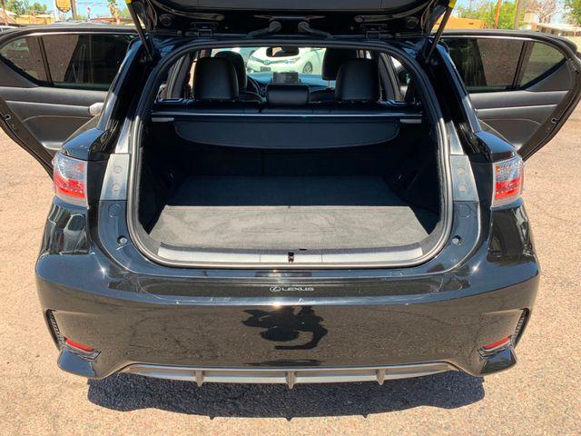 2015 Lexus CT 200h 3 MONTH/3,000 NATIONAL POWERTRAIN WARRANTY Mesa, Arizona 11