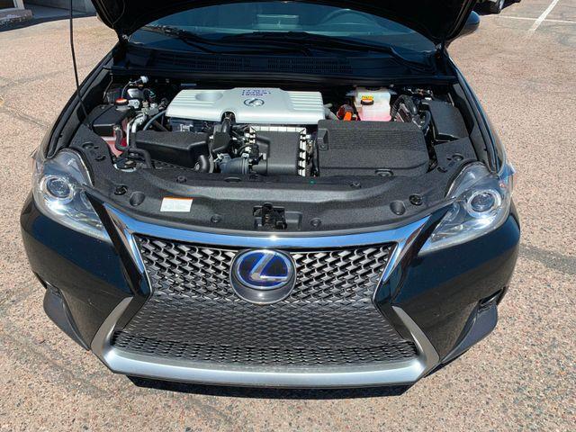 2015 Lexus CT 200h 3 MONTH/3,000 NATIONAL POWERTRAIN WARRANTY Mesa, Arizona 8