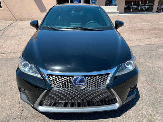 2015 Lexus CT 200h 3 MONTH/3,000 NATIONAL POWERTRAIN WARRANTY Mesa, Arizona 7