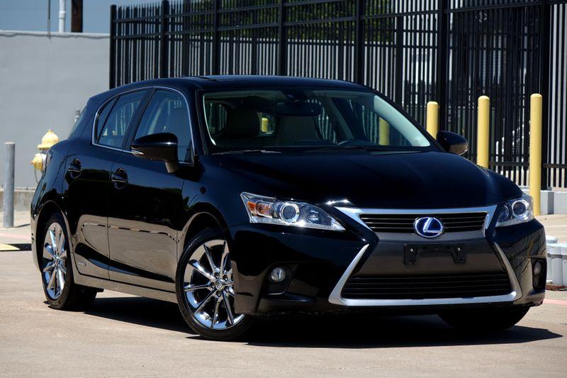 2015 Lexus CT 200h Hybrid* Nav* BU Cam*Sunroof* 40MPG* EZ Finance**   Plano, TX   Carrick's Autos in Plano TX