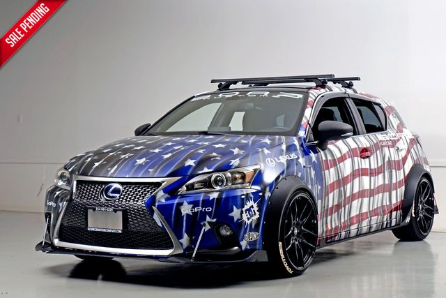 2015 Lexus CT 200h Hybrid F-Sport