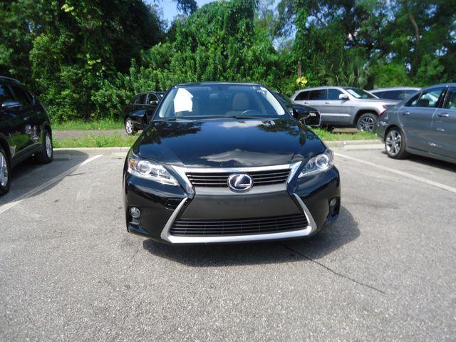 2015 Lexus CT 200h Hybrid SEFFNER, Florida 10