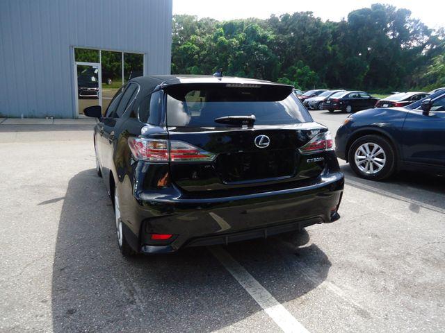 2015 Lexus CT 200h Hybrid SEFFNER, Florida 13