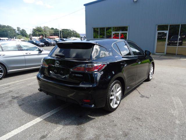 2015 Lexus CT 200h Hybrid SEFFNER, Florida 14