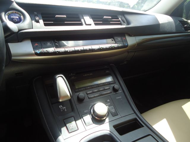 2015 Lexus CT 200h Hybrid SEFFNER, Florida 26