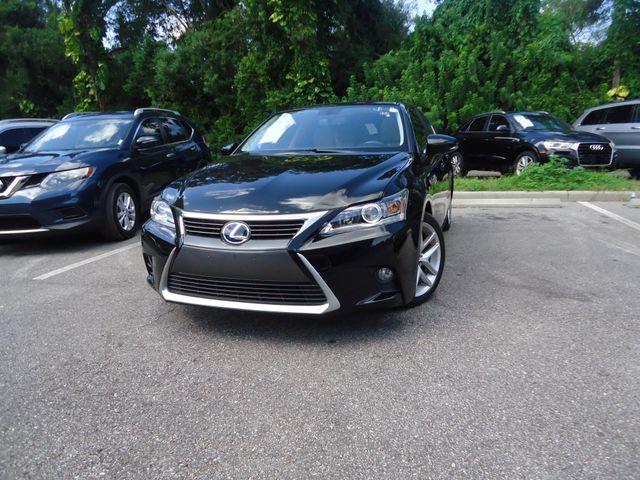 2015 Lexus CT 200h Hybrid SEFFNER, Florida 5