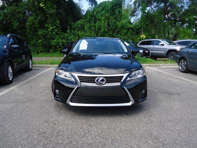 2015 Lexus CT 200h Hybrid SEFFNER, Florida 7