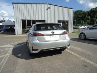 2015 Lexus CT 200h Hybrid SEFFNER, Florida 12