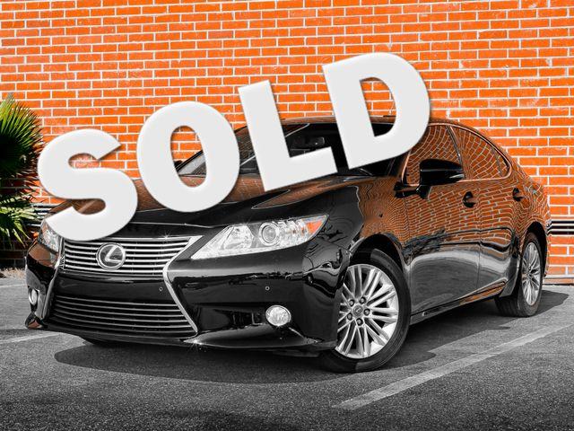 2015 Lexus ES 350 Burbank, CA 0