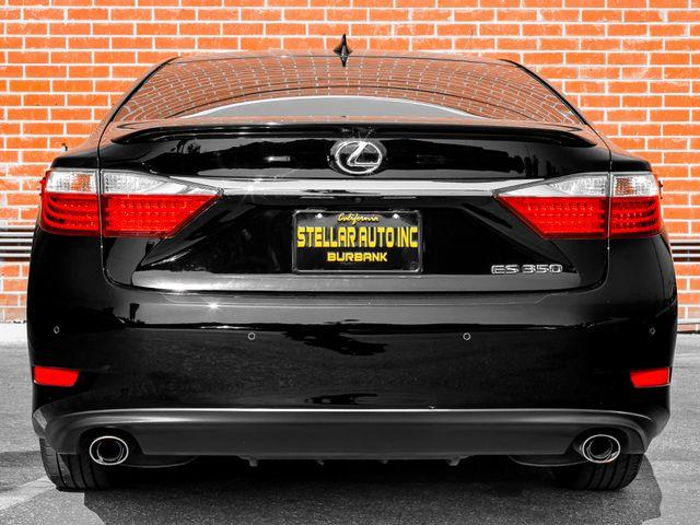 2015 Lexus ES 350 Burbank, CA 3