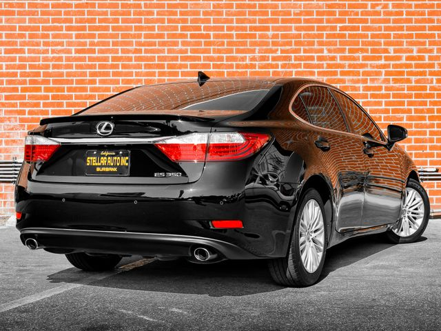 2015 Lexus ES 350 Burbank, CA 4