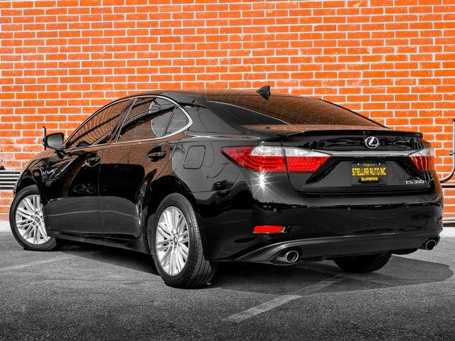 2015 Lexus ES 350 Burbank, CA 5