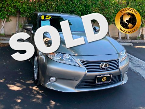 2015 Lexus ES 350 Crafted Line in cathedral city
