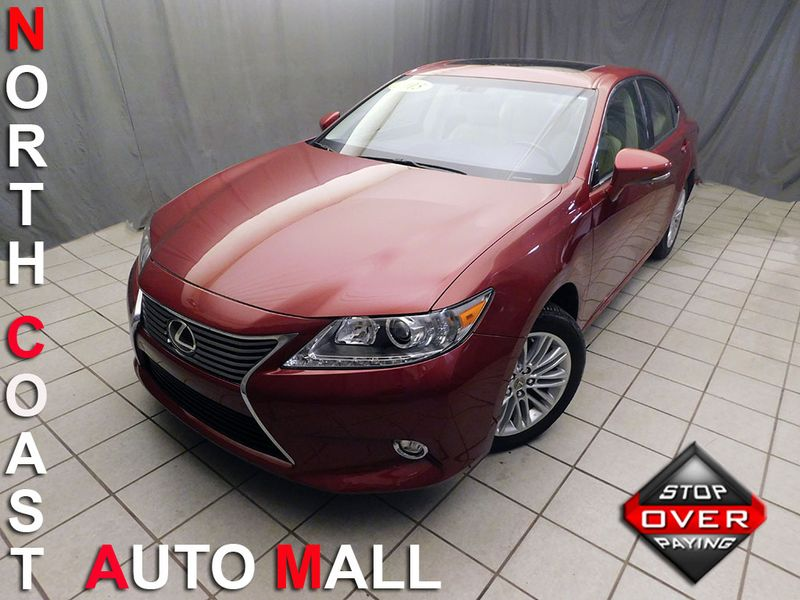2015 Lexus ES 350 350  city Ohio  North Coast Auto Mall of Cleveland  in Cleveland, Ohio