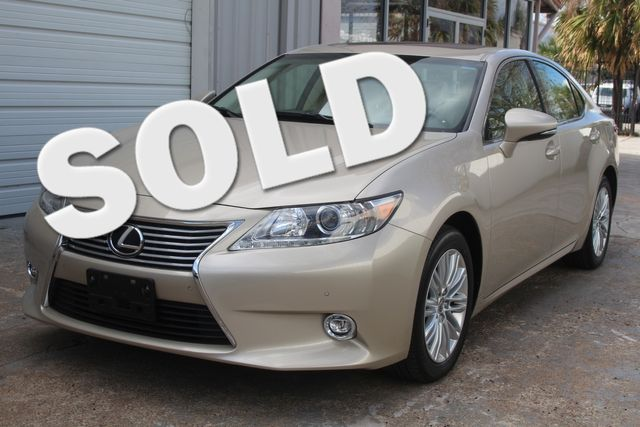 2015 Lexus ES 350 Houston, Texas 0