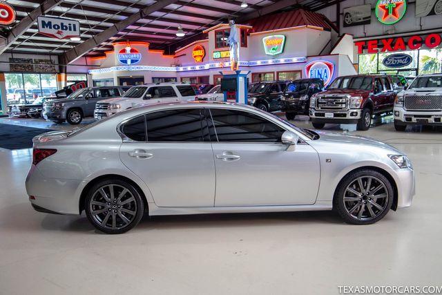 2015 Lexus GS 350 F-Sport in Addison, Texas 75001