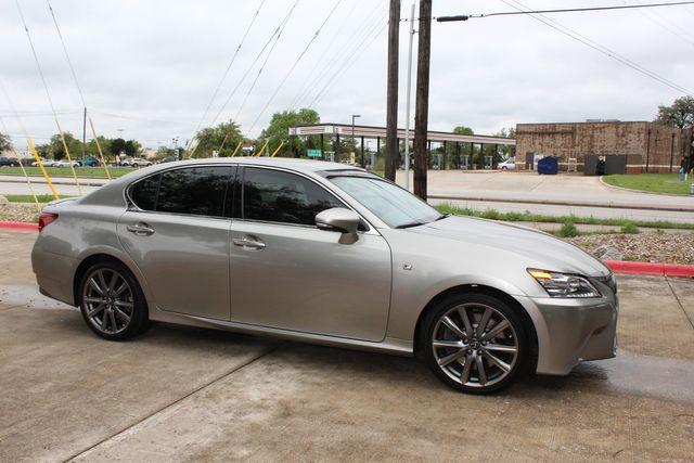 2015 Lexus GS 350 in Austin, Texas 78726