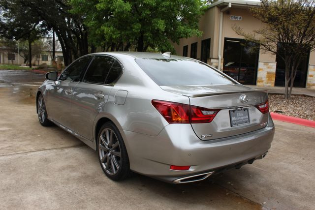 2015 Lexus GS 350 in Austin, Texas 78726