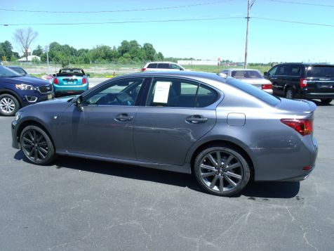 2015 Lexus GS 350 AWD F-Sport! Red Line Interior,Navigation, Loaded | Rishe's Import Center in Ogdensburg, New York